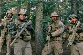 Brothers in arms- Hollywood style