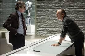 Keaton, stop calling me Commissioner Gordon...